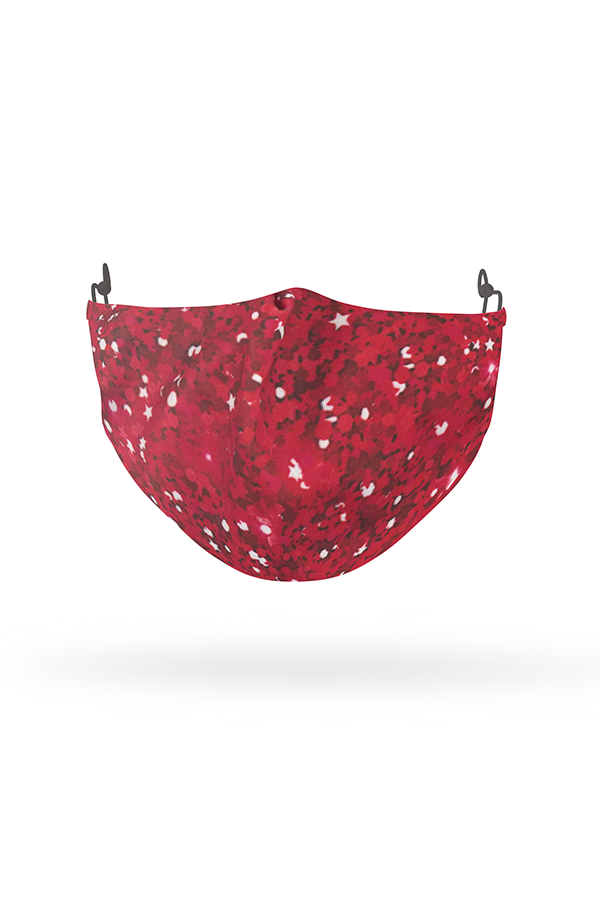 Reusable Face Mask - Ruby