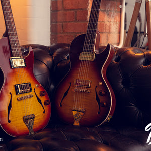 New B&G Private Build Guitars Arrive