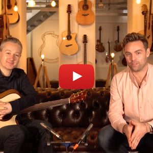 Talking Guitar: Why Stuart Ryan Chose Gerber Guitars