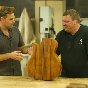 TNAG Visits Kostal Guitars Part 3 - Talking Guitar: Incoming Guitars for 2019