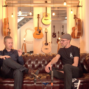Talking Guitar: Tom Sands & Stuart Ryan on the Tom Sands Model L