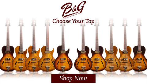 The North American Guitar | The UK Home of the Finest Custom