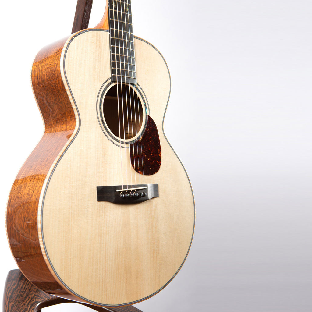 The Froggy Bottom Model M Deluxe The North American Guitar