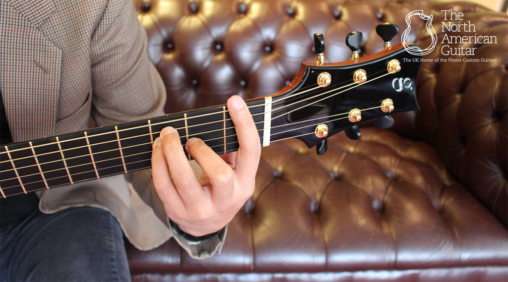 Fan Fret Guitars Revisited - An In-Depth Look at the Multi Scale ...