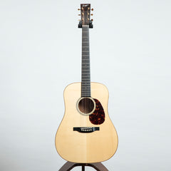 Bourgeois D Custom Country Boy Deluxe Acoustic Guitar, Eastern Red Adirondack Spruce & Figured Mahogany - Pre-Owned