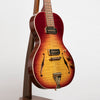 B&G Little Sister Private Build Electric Guitar - Non-Cutaway, Cherry Burst, Kikbuckers #674