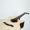 Gerber Guitars Model RL15 Acoustic Guitar - Macassar Ebony & Master Swiss Spruce