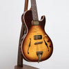 B&G Guitars Little Sister Crossroads Cutaway Electric Guitar, Tobacco Burst #114