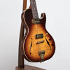 B&G Guitars Little Sister Crossroads Cutaway Electric Guitar, Tobacco Burst #097
