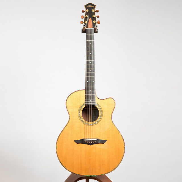 Petros Applecreek GC Acoustic Guitar