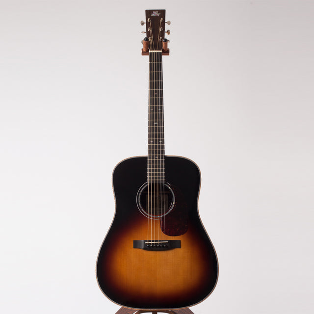 Froggy Bottom D14 Deluxe Sunburst Indian Rosewood / Adirondack Spruce