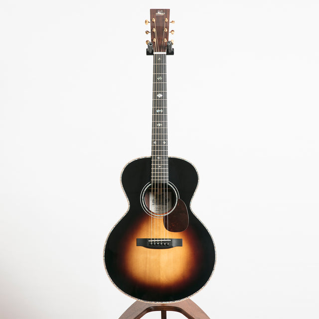 Froggy Bottom M Limited Sunburst Acoustic Guitar, Cocobolo & Adirondack Red Spruce