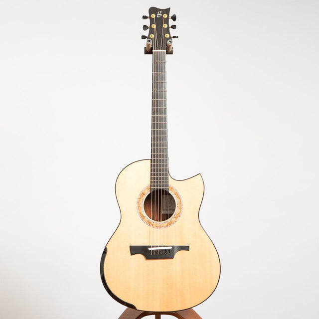 Greenfield G1 Acoustic Guitar, Madagascar Rosewood
