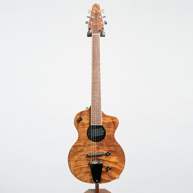 Rick Turner Model 1  BP LB Electric Guitar, Koa