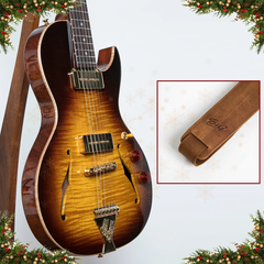 Advent Calendar Day 6: Free B&G Strap With Any B&G Guitars Little Sister Crossroads