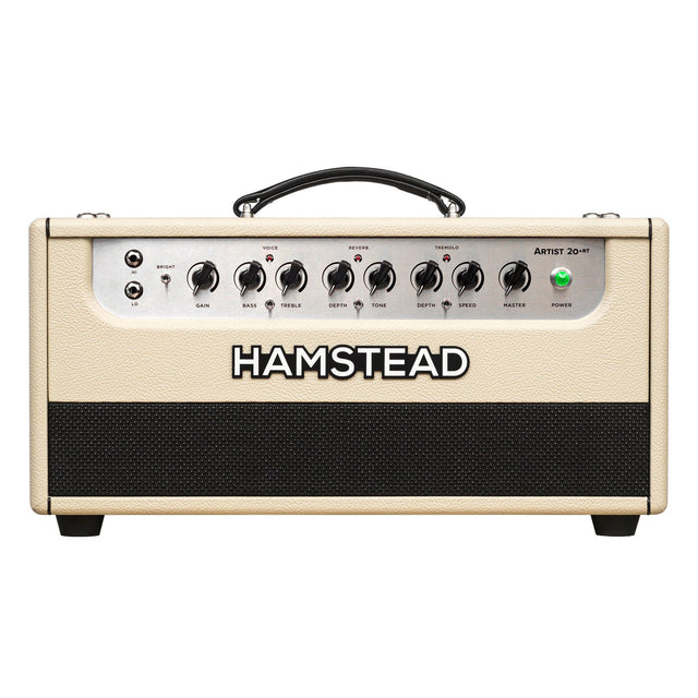Hamstead Artist 20+RT Head 20-Watt Guitar Amplifier