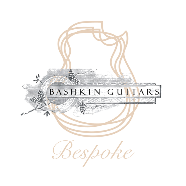 Bashkin Guitars Bespoke Build Slot for 2019 (35% Deposit)