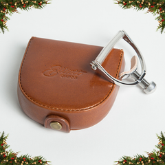 Advent Calendar Day 1: Elliott Elite Capo & Brown Leather Pouch Bundle