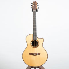 David Eichelbaum Grand Concert Cutaway - Old Growth Brazilian Rosewood and Master Grade European Spruce - Pre Owned