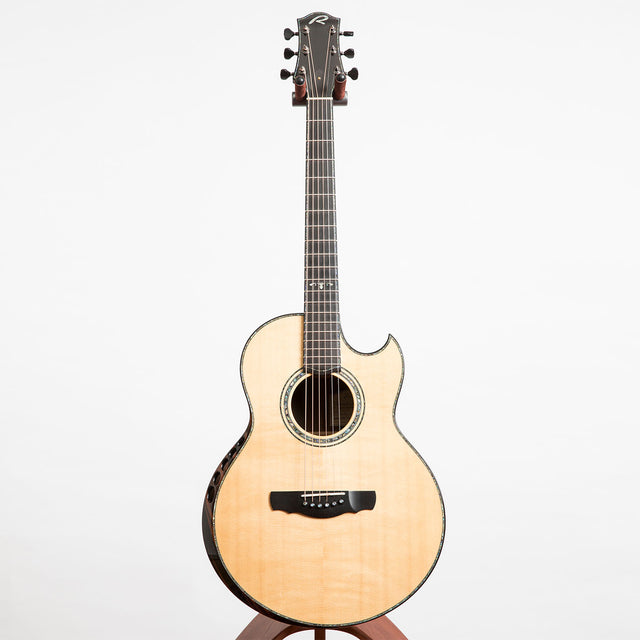 Ryan Guitars Paradiso Grand Concert Acoustic Guitar, Madagascar Rosewood / Swiss Spruce - Pre owned