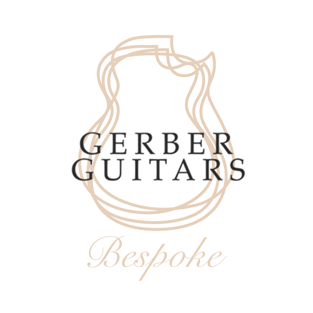 Gerber Guitars Bespoke Build Slot for 2019 (35% Deposit)