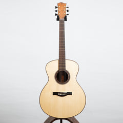 Gerber Guitars Model RL15+ Acoustic Guitar, Master Quartersawn Cocobolo & Master Swiss Moon Spruce