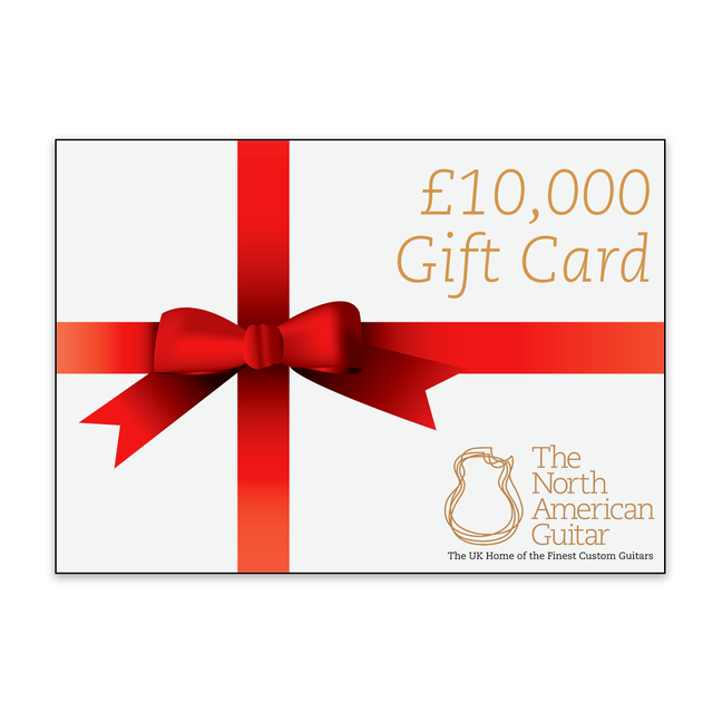 The TNAG Gift Card - £10,000
