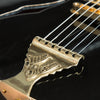 B&G Guitars Little Sister Private Build Electric Guitar #570 - Black Widow, Humbuckers, Non-Cutaway