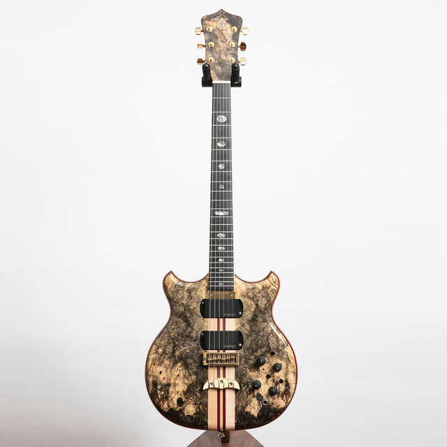 Alembic Custom Electric Guitar, Pre-Owned