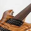 Frank Hartung Diavolo Electric Guitar, Coffee Burst - Ex-Demo (Frank Hartung's Personal Collection)