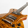 Frank Hartung Embrace Custom Electric Guitar, Golden Tiger Finish