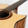 Kostal Modified Dreadnought Acoustic Guitar, Walnut & German Spruce - Pre Owned