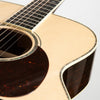Santa Cruz OM Grand Custom Acoustic Guitar, Indian Rosewood & Sitka Spruce