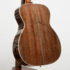 Santa Cruz OM Custom Acoustic Guitar, Figured Walnut & Adirondack Spruce