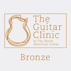 The Guitar Clinic: Bronze Service