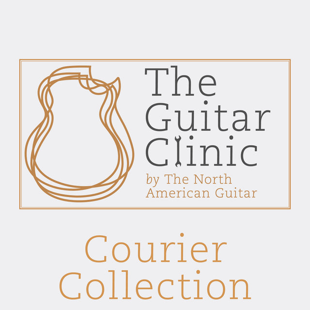 The Guitar Clinic: UK Courier Collection