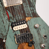 Spalt Instruments Custom Gate Electric Guitar, GG 045