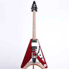 Gibson 'Flying V' Lonnie Mack Signature Electric Guitar, Heritage Cherry - Pre-Owned