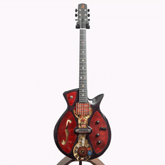 Spalt R1601 'Babe's Fun House' Electric Guitar
