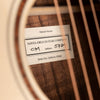Santa Cruz OM Custom Acoustic Guitar, Flamed Koa & Italian Spruce
