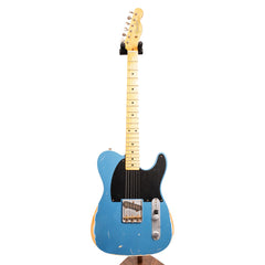 Fender Custom Shop 50's Top Bound Esquire Relic, Lake Placid Blue - Pre-Owned