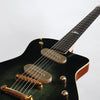 TLL Guitars Marvin Electric Guitar, Green Burst