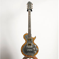 Teye L Series 2 PU 'El Toro' Electric Guitar, Mahogany