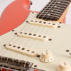 Macmull S-Classic Electric Guitar, Fiesta Red