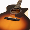 Froggy Bottom M Deluxe Acoustic Guitar, Flamed Maple & Adirondack Red Spruce