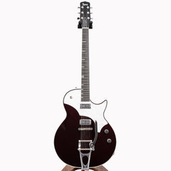 TV Jones Spectra Sonic Supreme Electric Guitar, Metallic Bordeaux #225