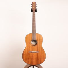 Iris OG Natural Acoustic Guitar, All Mahogany