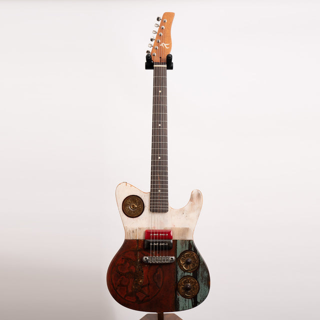 Spalt Instruments G 1908 Electric Guitar, 'China George'