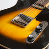 Macmull Heartbreaker Electric Guitar, Vintage Sunburst