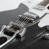 TV Jones Spectra Sonic Supreme Electric Guitar, Translucent Charcoal Black #0221